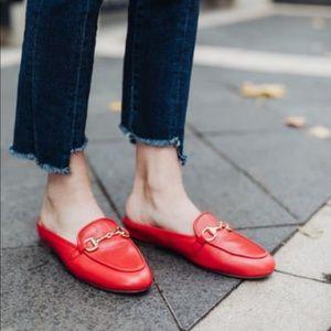VIONIC Women's Adeline Slip-on Mule Loafers
